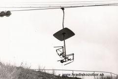 Lanovka po spustení r.1970 (od Kiki)