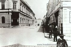Nitra do roku 1945 -  Farská ul. do r.1945 (od A. Krakovik, o.z. HZ)