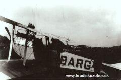 Nitra letecky a letisko do r.1945 (od A.Krakovik, o.z. HZ)